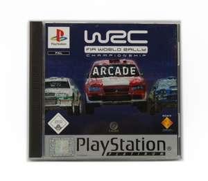 WRC FIA World Rally Championship Arcade