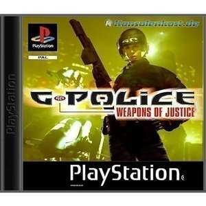 G-Police 2: Weapons of Justice