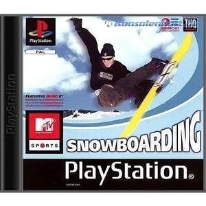 MTV Sports: Snowboarding