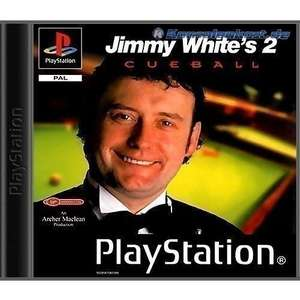 Jimmy White's 2: Cueball