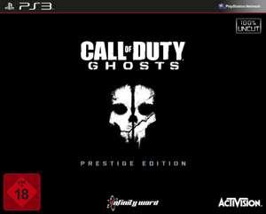Call of Duty: Ghosts #Prestige Edition