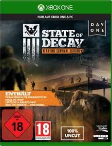 State of Decay #Year-One Survival Edition