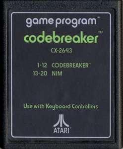 Codebreaker #Textlabel