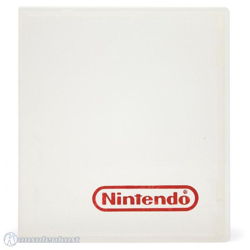 NES - Verleihhülle / Rental Case mit Nintendo Logo