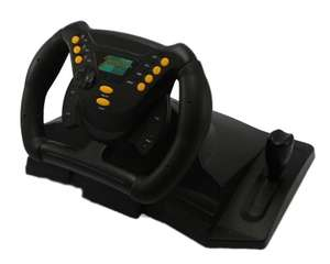 Lenkrad / Racing / Steering Wheel #Jordan [Joytech]