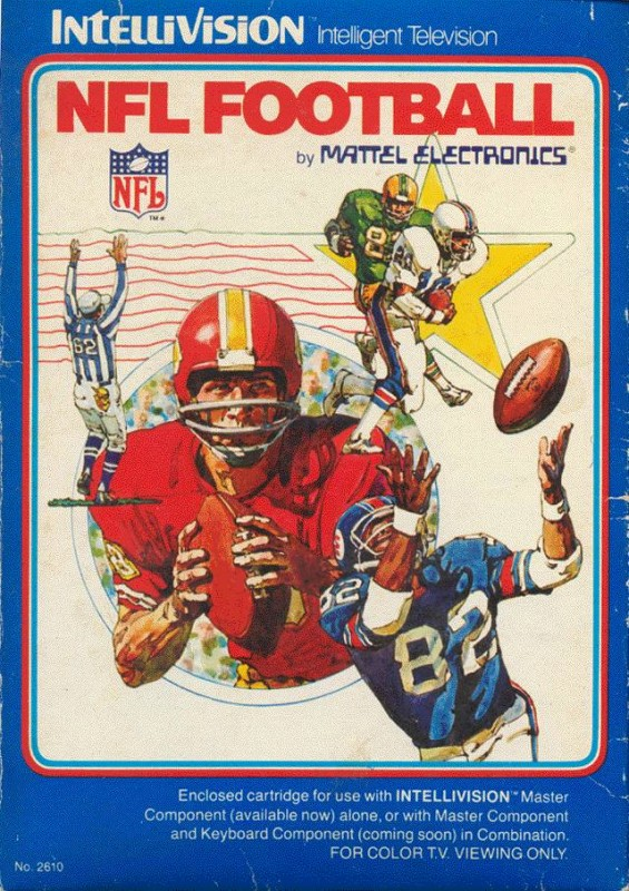 Specials - Intellivision - NFL Football