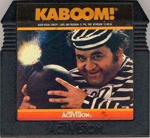 Kaboom! + Controller Overlay
