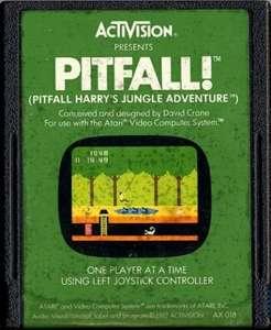 Pitfall! Harry's Jungle Adventure #Greenlabel