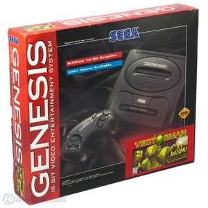 Konsole Genesis 2 #Vectorman Set + Original Controller + Zubehör