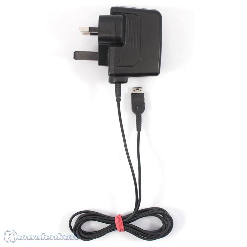 Original UK Netzteil / AC Adapter / Ladegerät / Ladekabel [Nintendo]