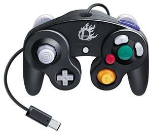 orginal Gamecube Controller #schwarz Smash Bros