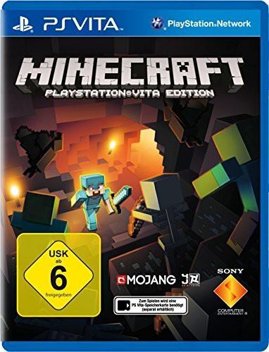PS Vita - Minecraft