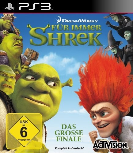 Shrek: Fuer immer Shrek / Forever After