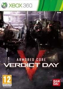 Armored Core V: Verdict Day