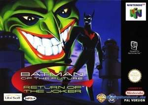 Batman Beyond / Batman of the Future: Return of the Joker