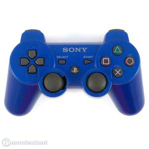 Original DualShock 3 Wireless Controller #blau [Sony]