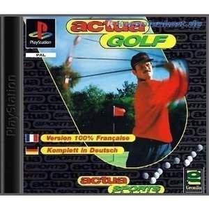 Actua Golf
