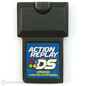 Action Replay DS