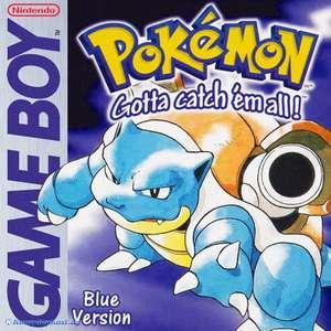 Pokemon Blaue Edition / Blue Version