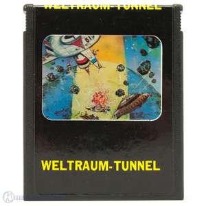 Weltraum-Tunnel #Blacklabel