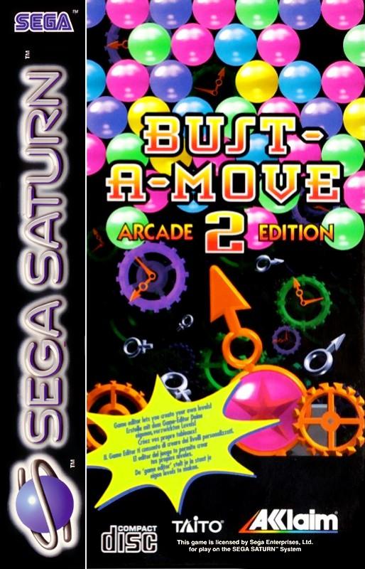 Bust-A-Move 2 #Arcade Edition