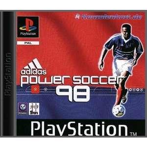 Adidas Power Soccer 98