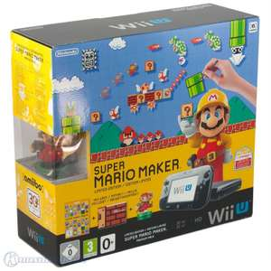 Konsole 32 GB #schwarz Super Mario Maker Premium Pack Limited Edition