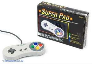 Controller Super Pad [Performance]