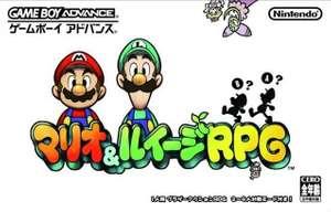 Mario & Luigi RPG / Superstar Saga