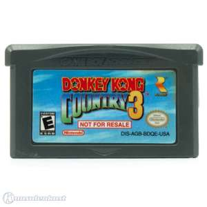 Donkey Kong Country 3 #Promotional Copy