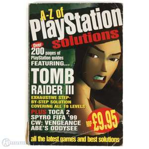 Spieleberater: A-Z Playstation Solutions