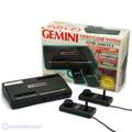 Konsole #Coleco Gemini Video Game System + 2 Controller + Zubehör