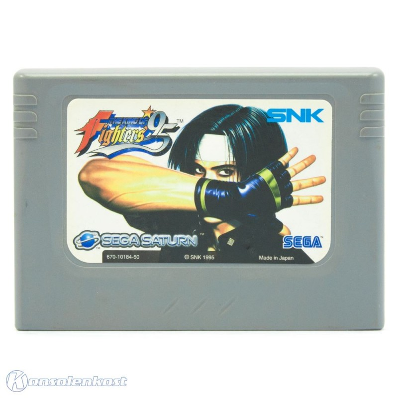 Backup RAM Cartridge #King of the Fighters 95 Edition
