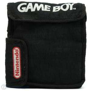 Original Tasche / Carry Case / Travel Bag für Konsole & Spiele #schwarz [Nintendo]