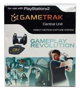 Game Trak - Central Unit: Direct Motion Capture System