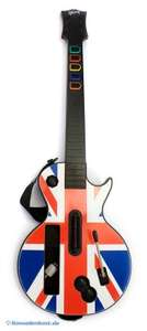 Guitar Hero: Legends of Rock Controller / Gitarre / Guitar #Union Jack [Les Paul]