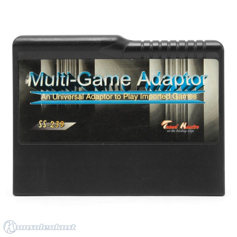 Universal Multi Game / Import Adapter SS-239 [Trend Master]