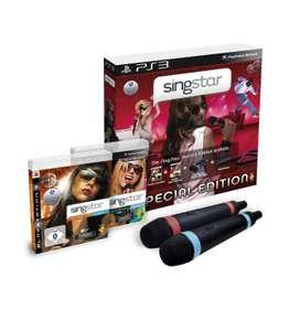 SingStar #Special Edition + 2 Spiele + 2 Mikrofone