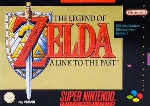 Legend of Zelda: Link to the Past