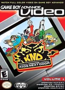 GBA Video: Kids Next Door Volume 1