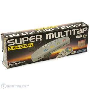 Super Multitap / Multiplayer / Multi Player Adapter [Hudson]