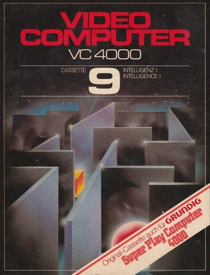 Interton VC 4000 - Cassette 9: Intelligenz I