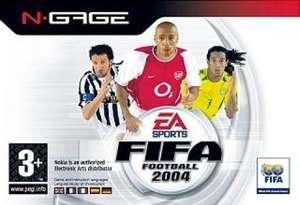 Gage - FIFA Football 2004