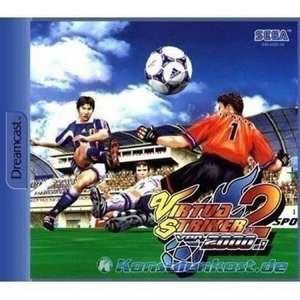 Virtua Striker 2 ver. 2000.1