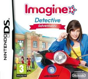 Imagine Detective Adventures