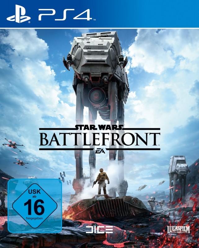PS4 - Star Wars: Battlefront