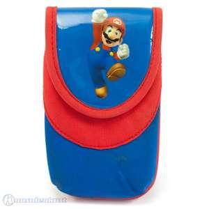 Original Nintendo Tasche #blau-rot Super Mario
