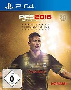 Pro Evolution Soccer 2016 / PES 16 #Anniversary Edition