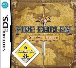 Fire Emblem Shadow Dragon