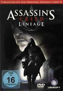 Assassin's Creed: Lineage Blut und Wahrheit / Bonus Kurzfilm DVD